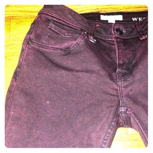 Authentic Burberry Westbourne Skinny Jeans